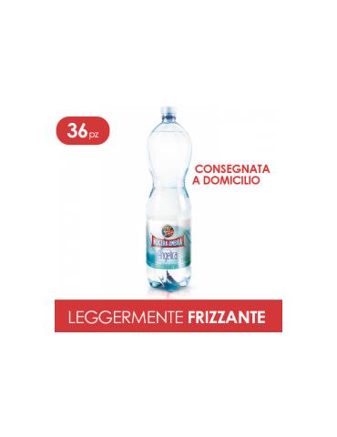 6 Bott. Acqua Nocera Umbra 1,5 legg.frizz. CONSEGNATA RM