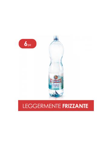 6 Bott. Acqua Nocera Umbra 1,5 legg.frizz.