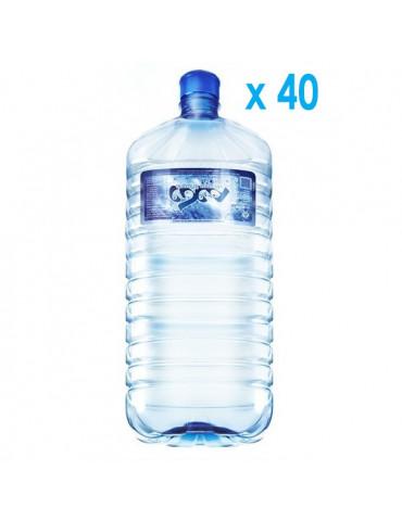 Boccione d'acqua Splendida da 18 litri