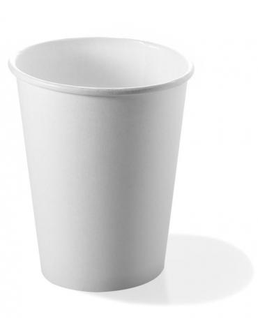 Bicchieri 180 cc Compostabili in cartoncino+ PLA - 70 pz