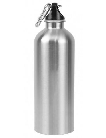 Borraccia Acciaio Inox 500 ml - Arkansas - Silver