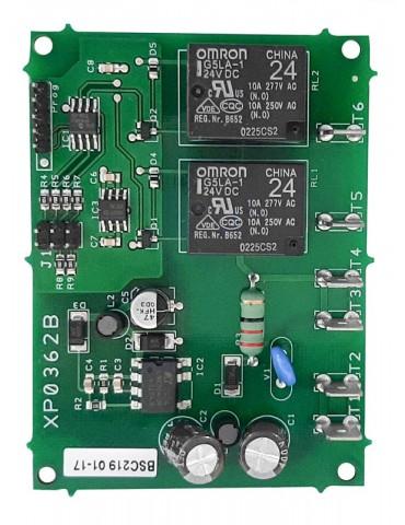 Electronic card for Fmax Pou