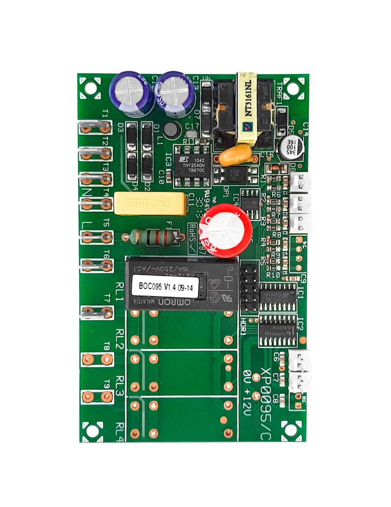 Scheda elettronica Fmax A