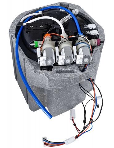 Complete carbonator with solenoid valves - Asset