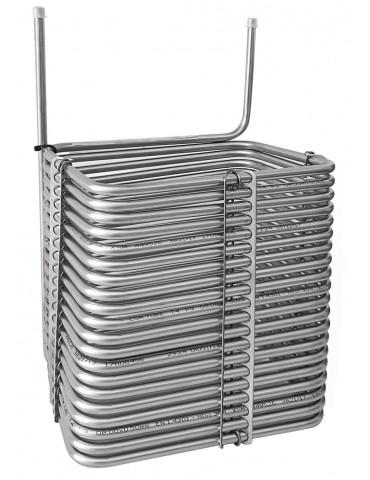 Niagara 120 stainless steel coil