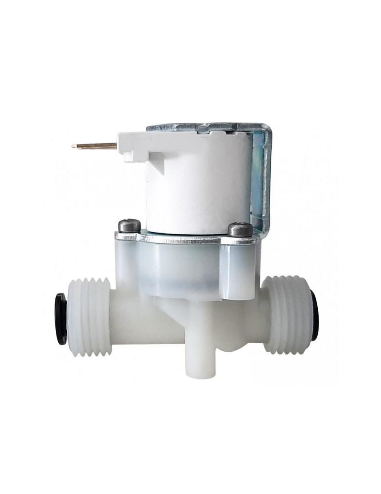 Solenoid valve 230V IN-OUT 8MM Aquality / fleet
