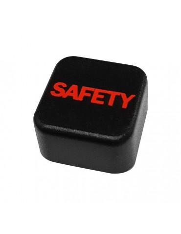 "Pulsante nero "" Safety"" - Aquality"