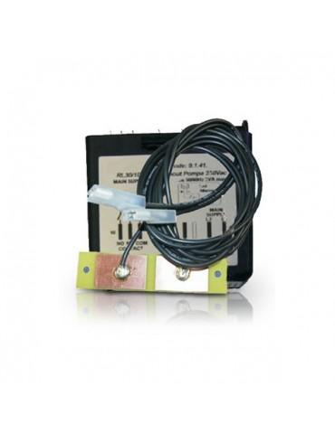 Anti-flooding system (probe + dedicated electronic board)