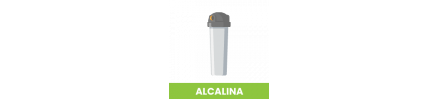 Alkaline water filters