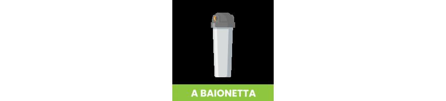 Bayonet filters